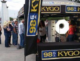 KYGO Photo Booth Rental