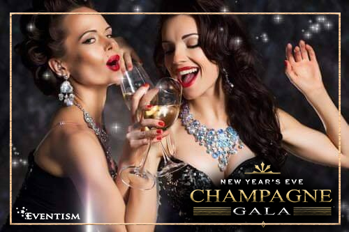 New Years Eve Chamapigne Gala