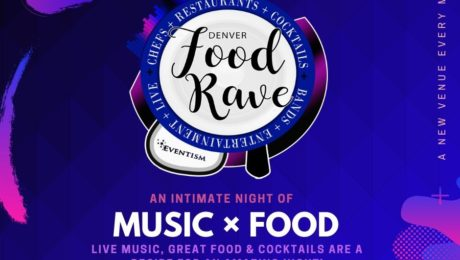 Denver Food Rave Flyer