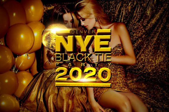 NYE Black Tie Party